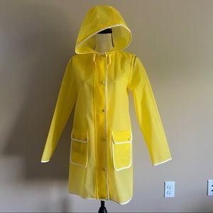 Women's Hunter for Target Yellow Raincoat Size XS